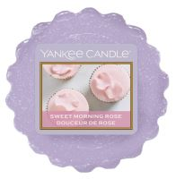 Vonný vosk Yankee Candle SWEET MORNING ROSE