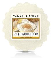 Vonný vosk Yankee Candle SPICE WHITE COCOA