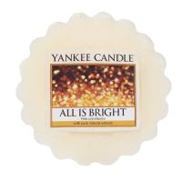 Vonný vosk Yankee Candle ALL IS BRIGHT