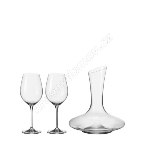Karafa + poháre Set / 3 Red Wine glass Barcelona