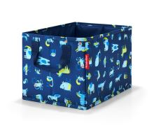 Úložný box storagebox kids Reisenthel - abc friends blue