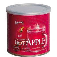 Hot Apple - Horká brusinka - dóza 553g