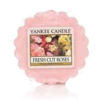 Vonný vosk Yankee Candle FRESH CUT ROSES