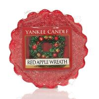 Vonný vosk Yankee Candle RED APPLE WREATH