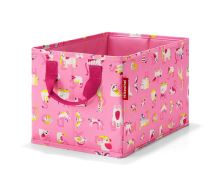 Úložný box storagebox kids Reisenthel - abc friends pink