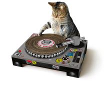 Škrabadlo pro kočku SUCK UK Cat Scratch Turntable