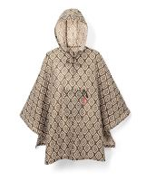 Poncho MINI MAXI Reisenthel - diamonds mocha