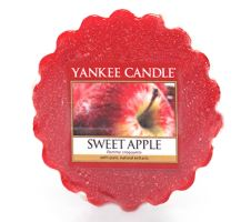 Vonný vosk Yankee Candle SWEET APPLE