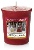 Vonná svíčka Yankee Candle CHRISTMAS MAGIC - votivní