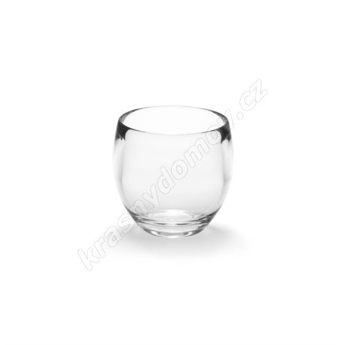 Umbra   DROPLET TUMBLER CLEAR