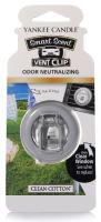 Vonný klip do ventilace Yankee Candle CLEAN COTTON