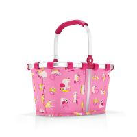 Košík carrybag XS kids Reisenthel - abc friends pink