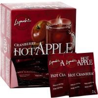Hot Apple - Horká brusinka - 50x sáček 23g