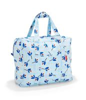 Skládací taška mini maxi touringbag Reisenthel - leaves blue